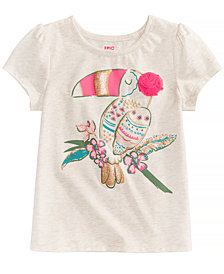 Epic Threads Printed T-Shirt, Toddler Girls, Created for Macy's