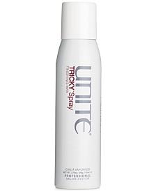 UNITE TRICKY Spray Finishing Wax, 3.75-oz., from PUREBEAUTY Salon & Spa