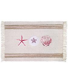 "Avanti Coronado Cotton 20"" x 30"" Embroidered Bath Rug"