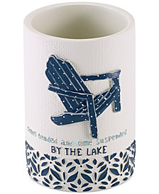 Avanti Lake Life Hand-Painted Tumbler