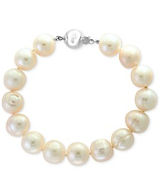 EFFY® Cultured Freshwater Pearl (11mm) Bracelet