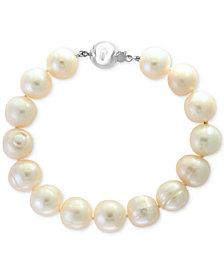 Effy Cultured Freshwater Pearl 11mm Bracelet