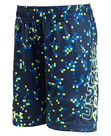 Under Armour Digi Camo Boost Printed Shorts, Toddler Boys