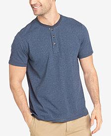 G.H. Bass & Co. Men's Feeder Stripe Henley T-Shirt