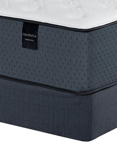 Baxter 13 5 Plush Hybrid Mattress Set California King Created For Macy S