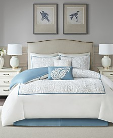Harbor House Boxton King 5-Pc. Duvet Cover Set