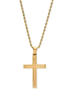 Religious Necklaces - Macy's