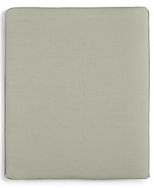 Hotel Collection Supima Cotton 825-Thread Count Queen Fitted Sheet, Created for Macy's