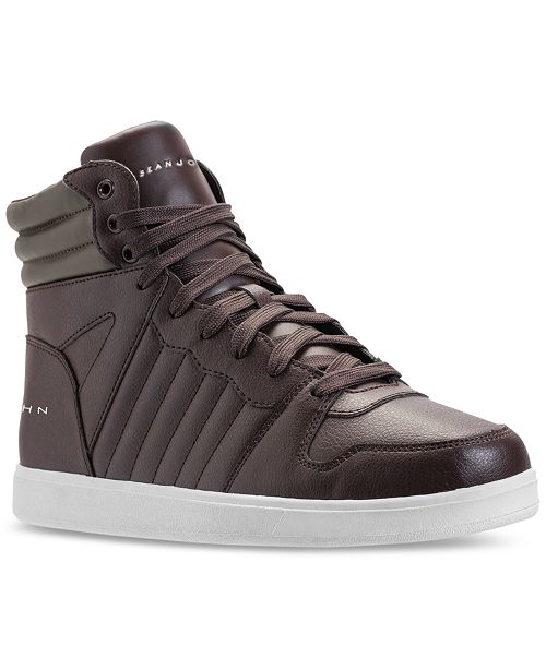 64c64c20e13e2 ... Sean John Men s Murano Supreme High Top Casual Sneakers from Finish ...