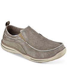 Skechers Men's Relaxed Fit: Elected - Drigo Walking Sneakers from Finish Line