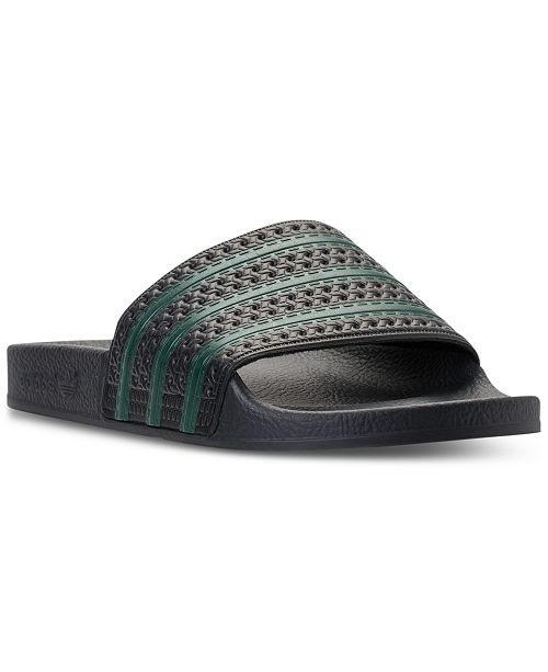 c119973f0 adidas Women s Adilette Slide Sandals from Finish Line   Reviews ...