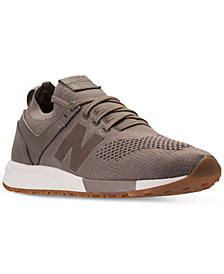 New Balance Men's 247 Decon Casual Sneakers from Finish Line