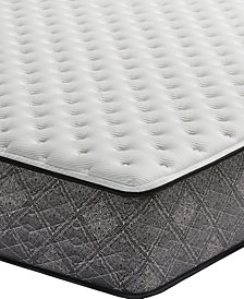 "MacyBed by Serta  Elite 12.5"" Extra Firm Mattress - Twin, Created for Macy's"