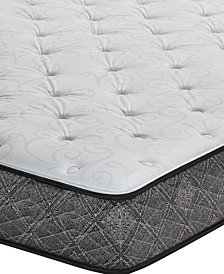 "MacyBed by Serta  Resort 10.5"" Plush Mattress - Queen, Created for Macy's"
