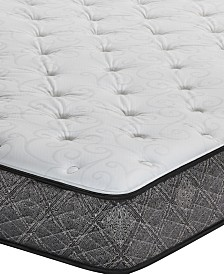 "MacyBed by Serta  Resort 10.5"" Plush Mattress - Twin XL, Created for Macy's"