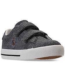 Polo Ralph Lauren Toddler Boys' Easten II EZ Casual Sneakers from Finish Line