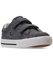 aa9548ce Polo Ralph Lauren Toddler Boys' Easten II EZ Casual Sneakers from Finish  Line