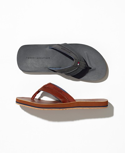 1d88ec4920fe4 Tommy Hilfiger Men's Dilly Thong Sandals