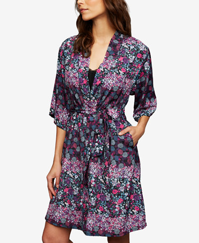 A Pea In The Pod Nursing Nightgown And Robe