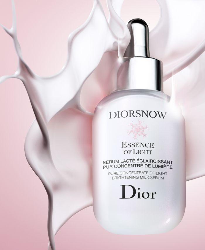 Dior Diorsnow Essence Of Light Serum, 1 oz. & Reviews - Skin Care - Beauty - Macy's