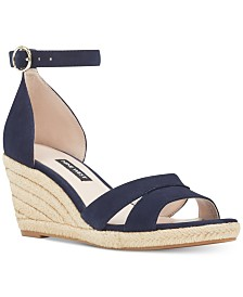 20182017 Sandals Nine West Womens Lanae Fabric Dress Sandal For Sales