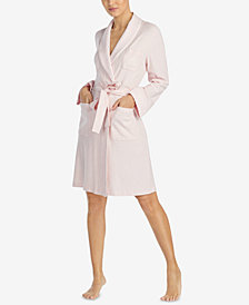 Lauren Ralph Lauren Cotton Short Robe