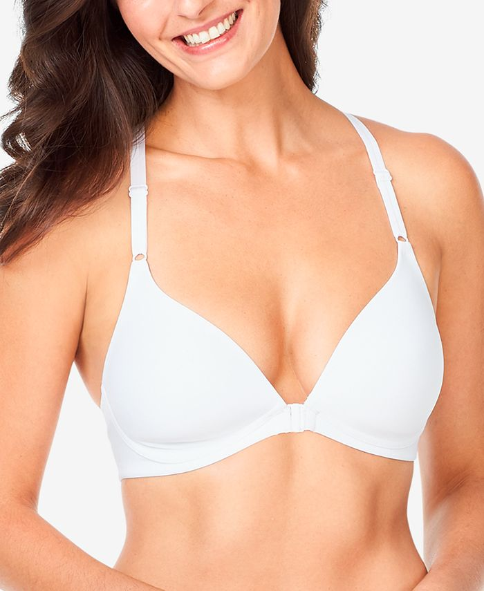 Warner's - Play It Cool Front-Close Racerback Bra RM4281A