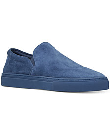 Donald Pliner Men's Arbor Slip-On Suede Sneakers