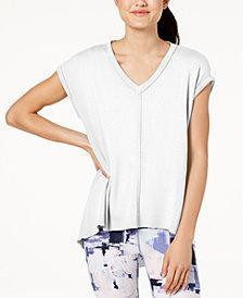 Calvin Klein Performance High-Low Hem T-Shirt