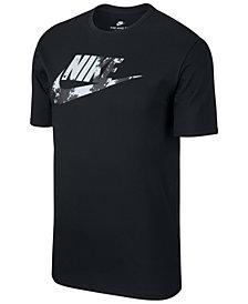 Nike Men's Sportswear Print-Logo T-Shirt