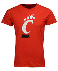 New Agenda Men's Cincinnati Bearcats Big Logo T-Shirt