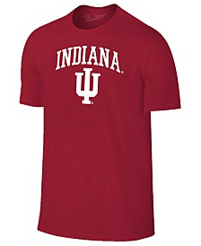 Retro Brand Men's Indiana Hoosiers Midsize T-Shirt