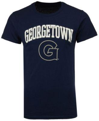 Baby Boys Georgetown Hoyas Tee Shirt /& Diaper Set