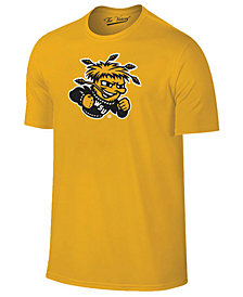 New Agenda Men's Wichita State Shockers Big Logo T-Shirt