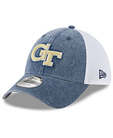 New Era Georgia-Tech Washed Neo 39THIRTY Cap