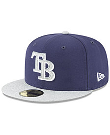 New Era Tampa Bay Rays Pop Color 59FIFTY Fitted Cap