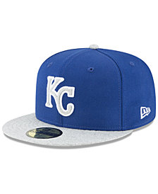 New Era Kansas City Royals Pop Color 59FIFTY Fitted Cap