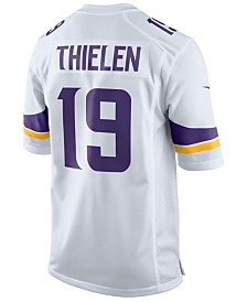 Nike Men's Adam Thielen Minnesota Vikings Game Jersey