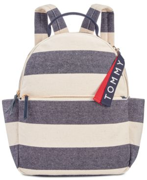 CLASSIC WOVEN RUGBY BACKPACK