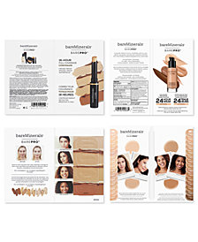 Receive a FREE BarePro Liquid Foundation Sampler with any $35 Cosmetics purchase