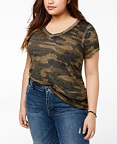 3b5bc360c9ff5 Lucky Brand Plus Size Clothing - Plus Size Lucky Jeans - Macy s