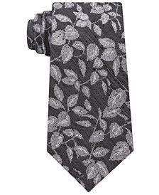 Calvin Klein Men's Indigo Wild Vine Tie