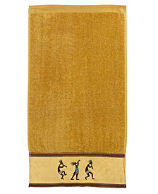 Avanti Kokopelli Cotton Hand Towel