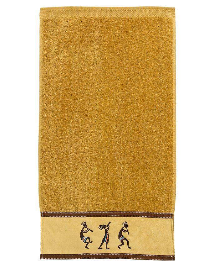 Avanti - Kokopelli Cotton Hand Towel