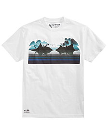 LRG Men's Island Horizon Graphic T-Shirt