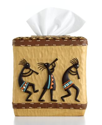 Kokopelli Tissue Holder