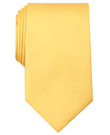 Perry Ellis Men's Elise Solid Tie