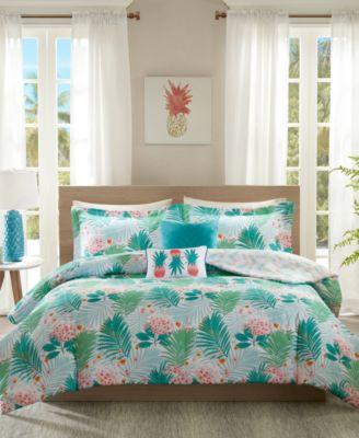 Tropicana 4-Pc. Twin/Twin XL Comforter Set
