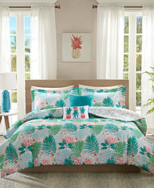 Intelligent Design Tropicana 4-Pc. Twin/Twin XL Comforter Set