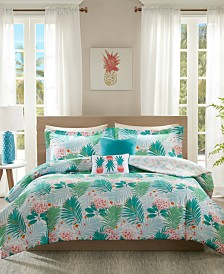 Intelligent Design Tropicana 5-Pc. Full/Queen Comforter Set